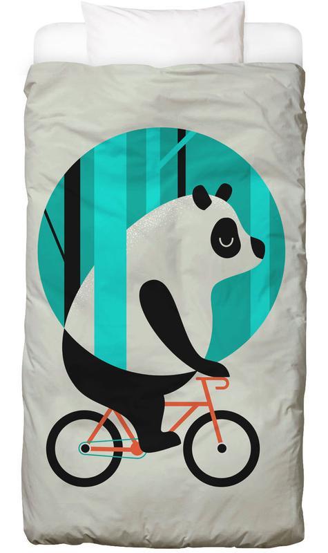 Pandas, Panda Ride Linge de lit