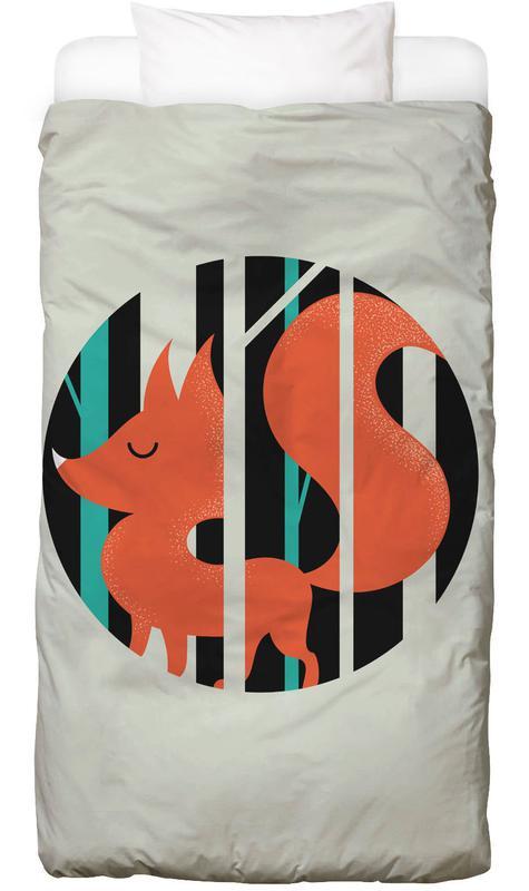 Füchse, Fox Bettwäsche