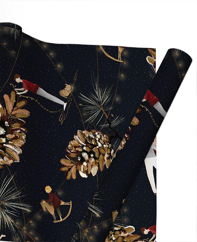 Christmas 5 Gift Wrap
