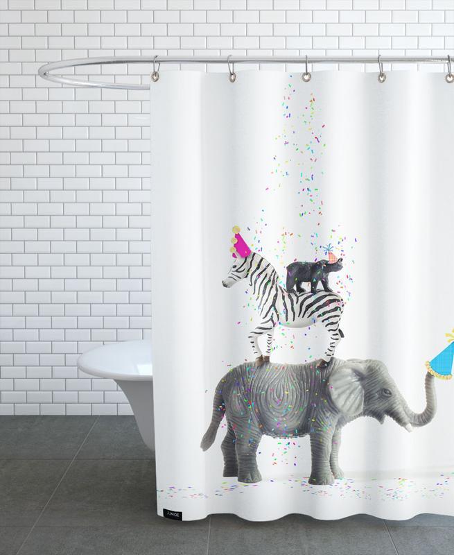 Party Animals -Duschvorhang