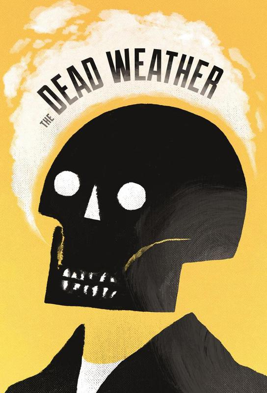 Dead Weather acrylglas print