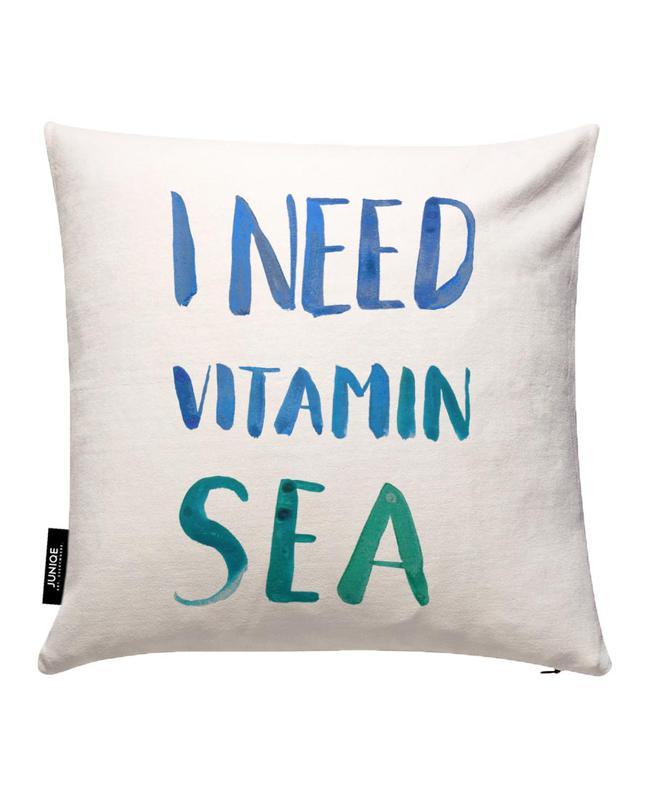 Vitamin Sea Kissenbezug