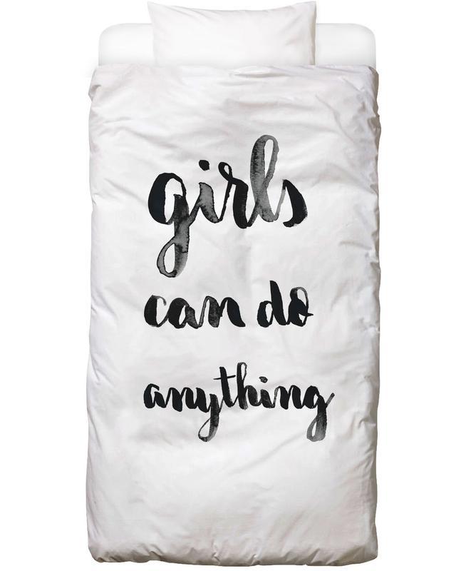Girls -Kinderbettwäsche