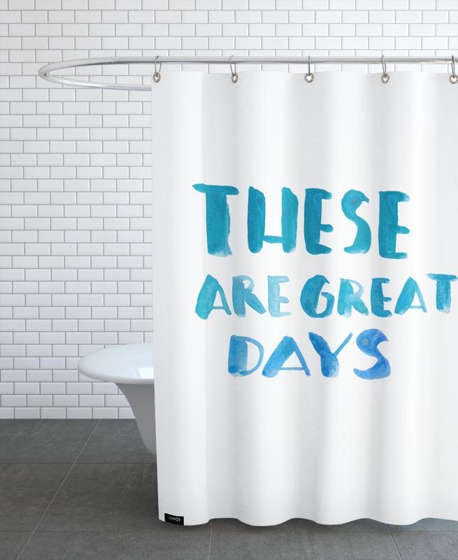 Great Days -Duschvorhang