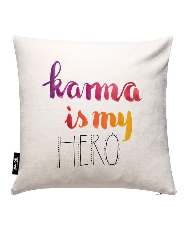 Karma Cushion Cover