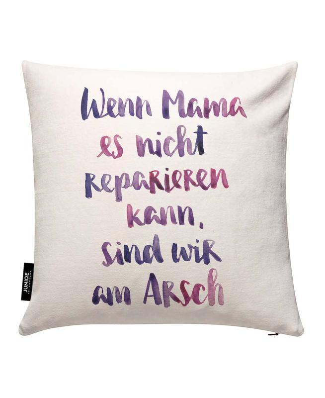Mama 2 Kissenbezug