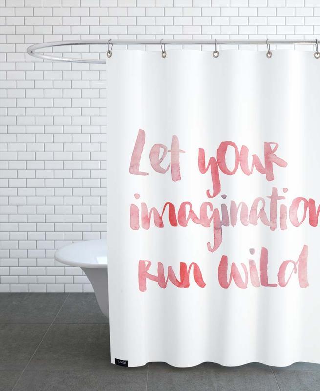 Imagination -Duschvorhang