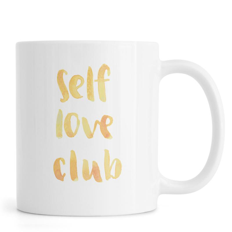 Self Love Club Mug