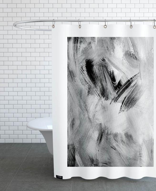 Painting -Duschvorhang