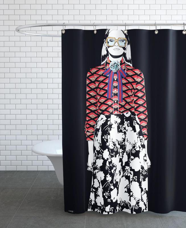 Just Fashion 2 rideau de douche