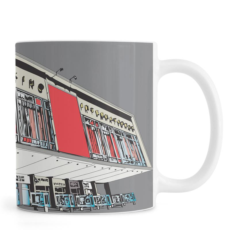 Kino International Mug
