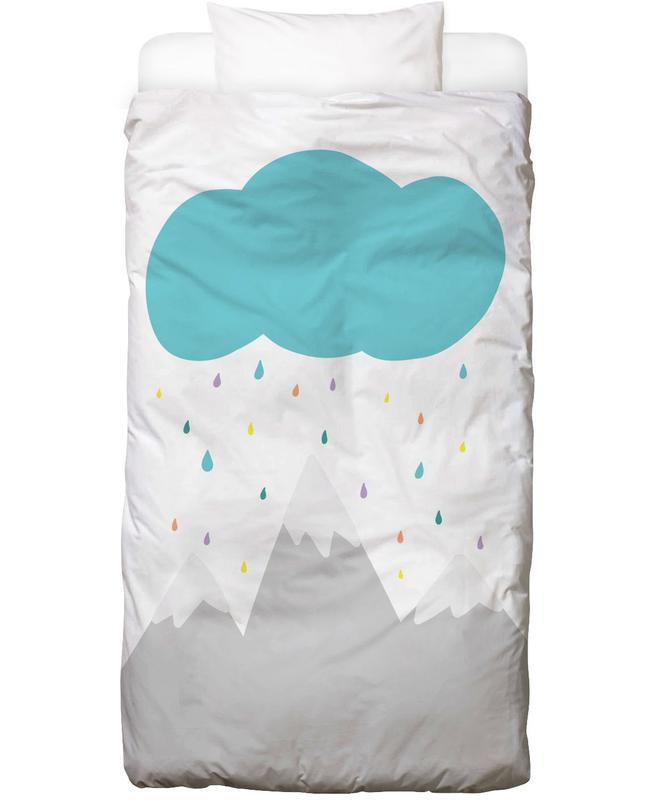 Mountains, Nursery & Art for Kids, Wolke Bed Linen