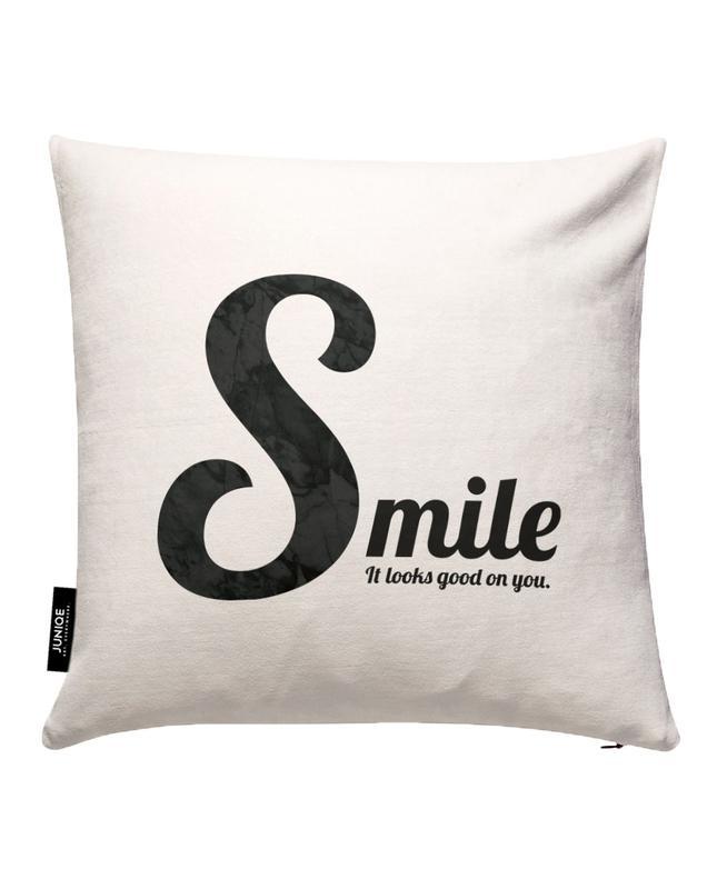 Smile Cushion Cover