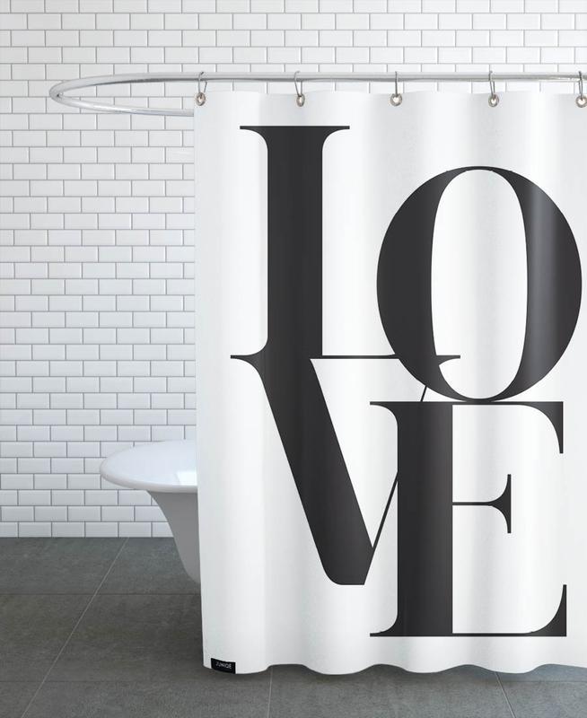Love 2 rideau de douche