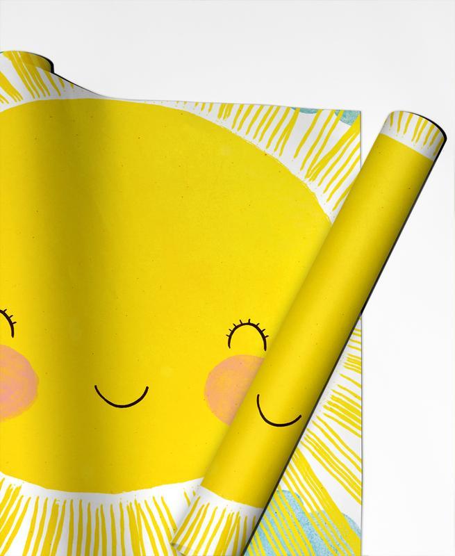 Matahari -Geschenkpapier
