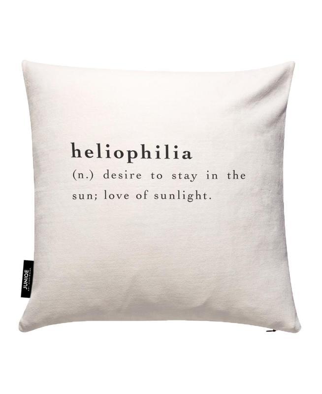 Heliophilia Cushion Cover