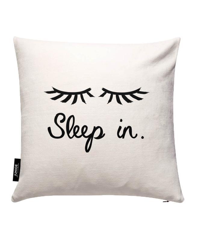 Sleep In Cushion Cover