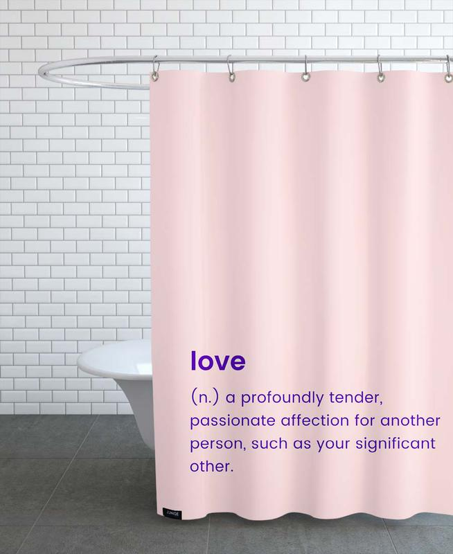 For Your Partner Shower Curtain