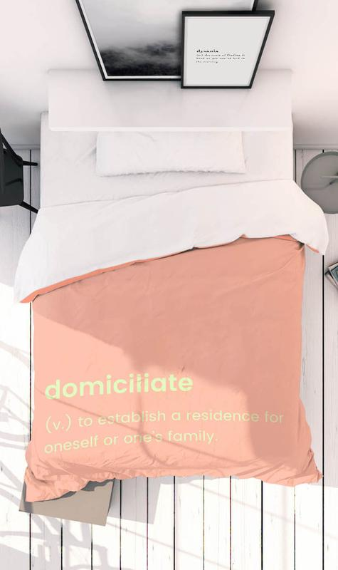Domiciliate Linge de lit