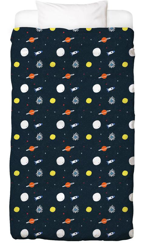Planets Pattern Kids' Bedding