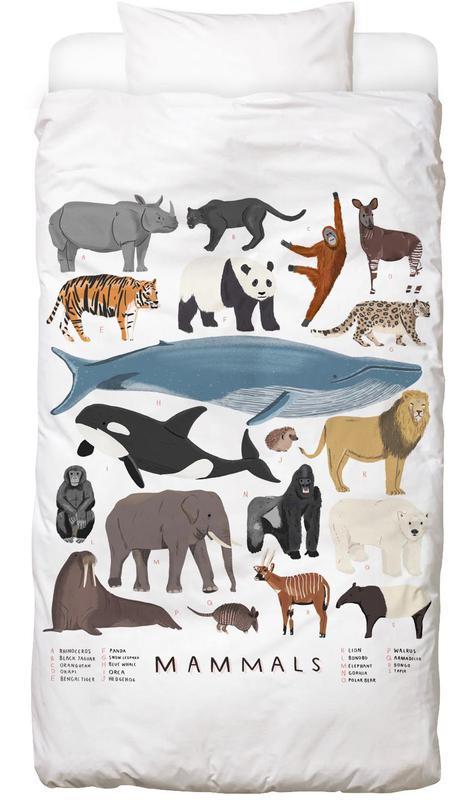 Mammals Kids' Bedding