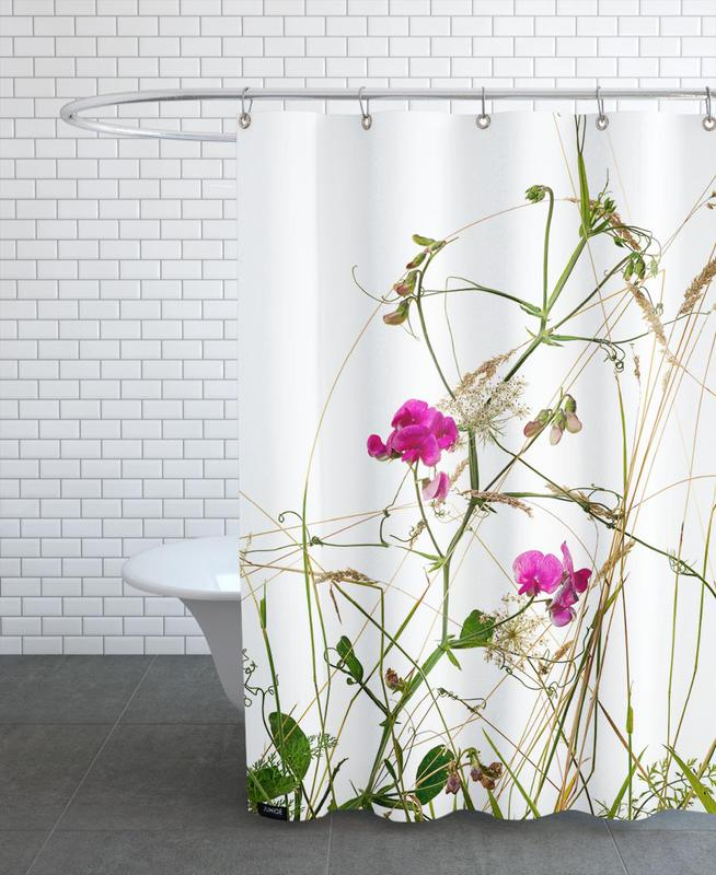 Flora - Wicke -Duschvorhang