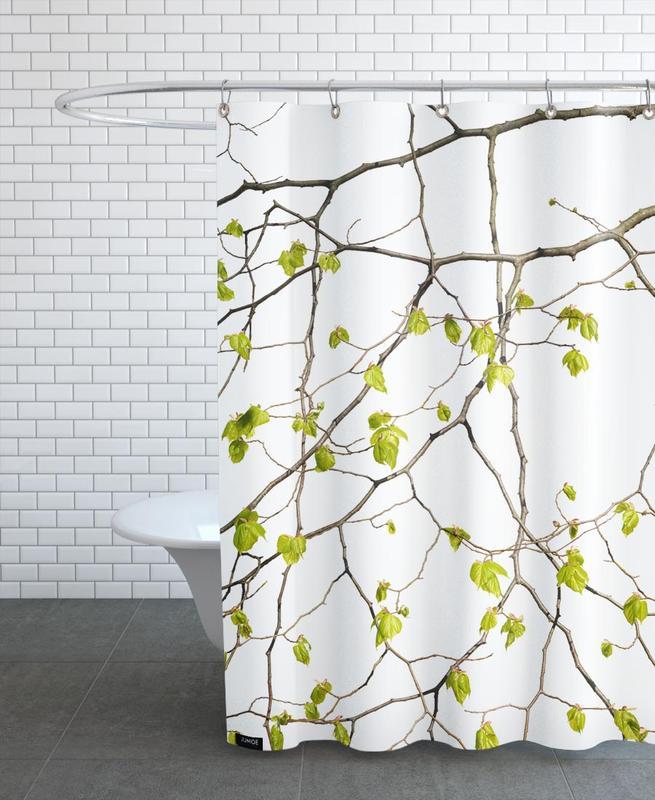 Flora - Buche Shower Curtain