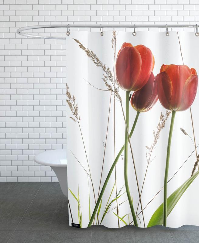 Flora - Tulpe Shower Curtain