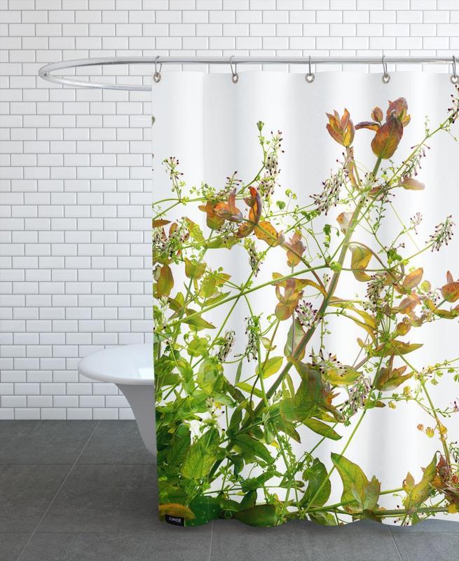Flora Eukalyptus Duschvorhang Juniqe