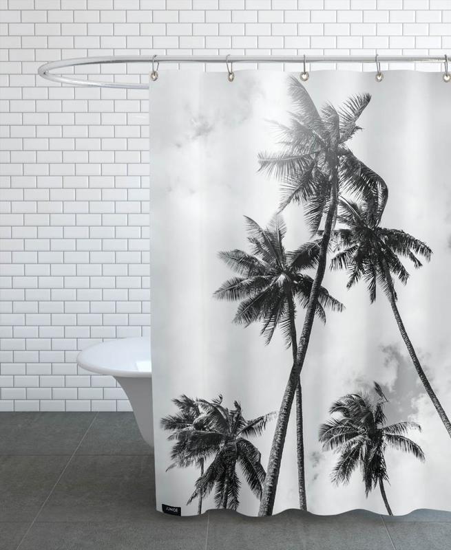 Palme Bounty -Duschvorhang