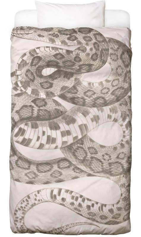 Reptiles - Plate XXII Bettwäsche