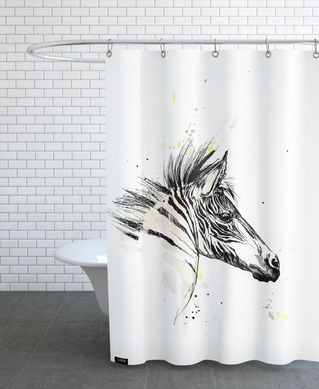 Zaba -Duschvorhang