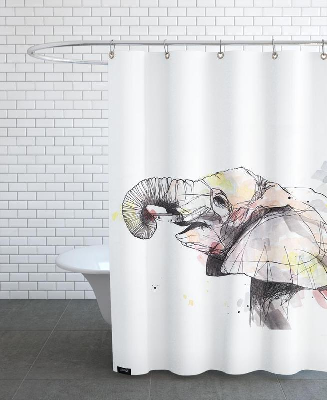 Eira Shower Curtain