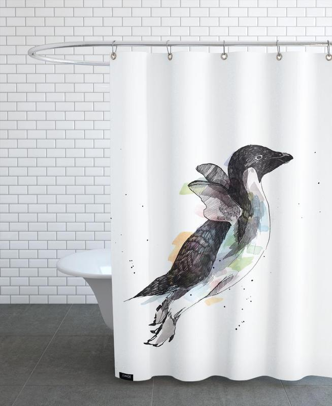 Pio Shower Curtain
