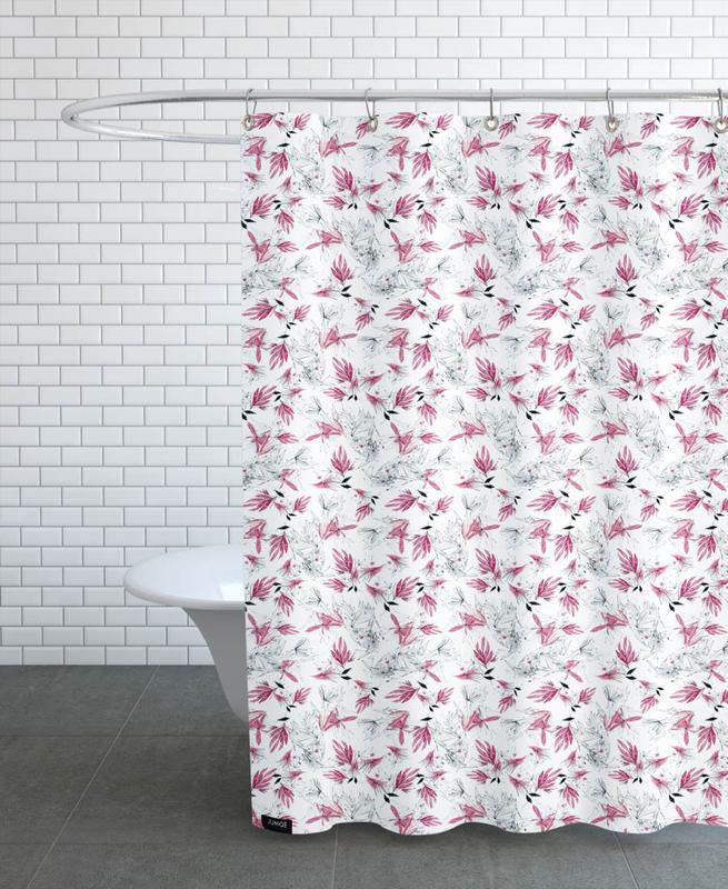 Frankfurt Vintage Shower Curtain