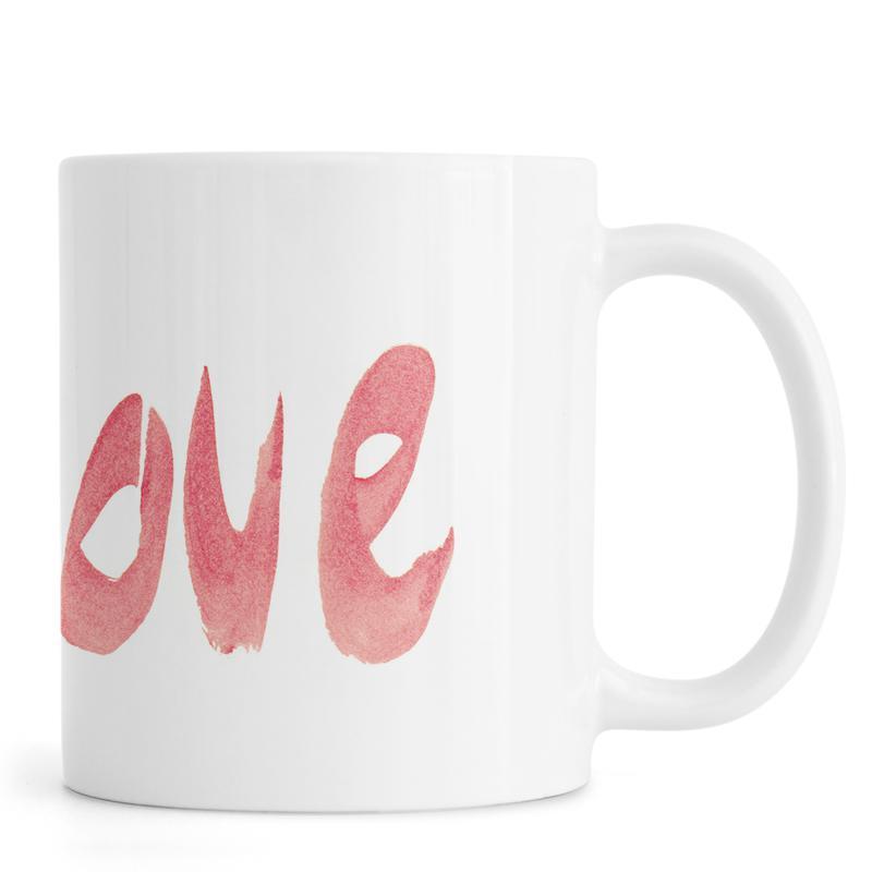 Saint-Valentin, Lalalove Type mug