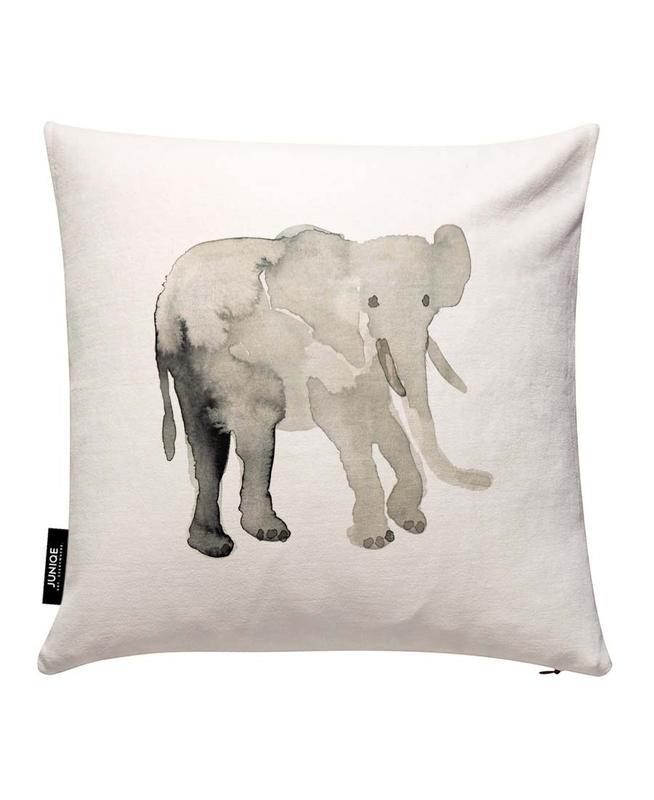 Elephant Kissenbezug