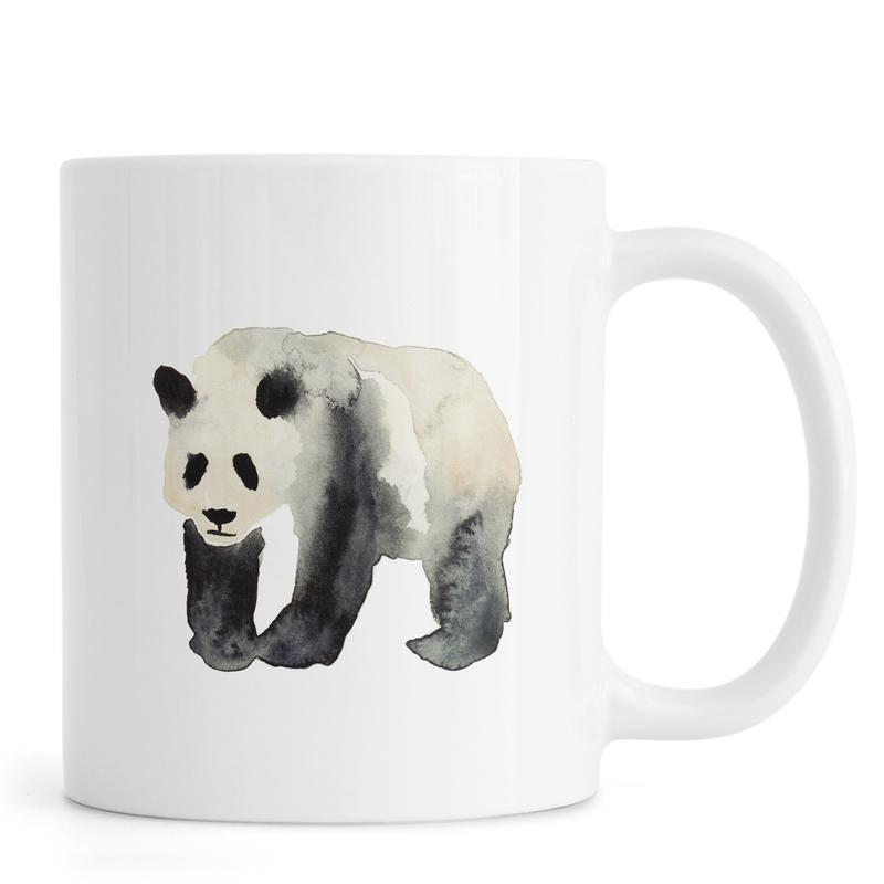 Panda -Tasse