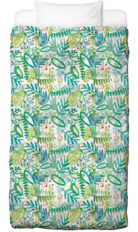 Jungle Pattern Kids' Bedding