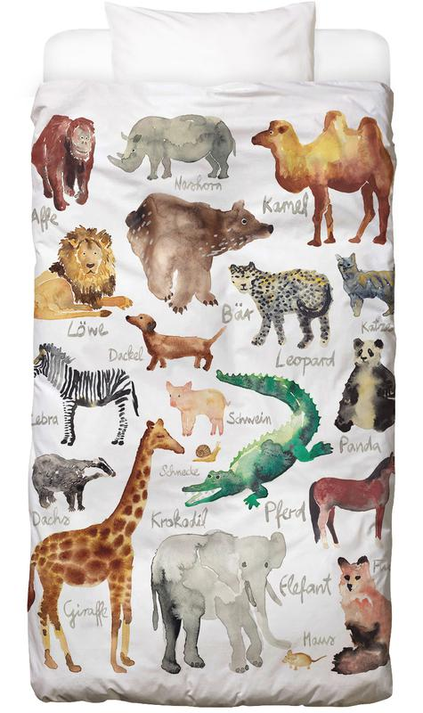 The Animal Kingdom Kids' Bedding
