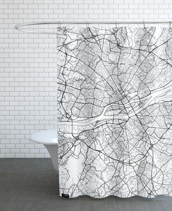 Nantes Minimal rideau de douche