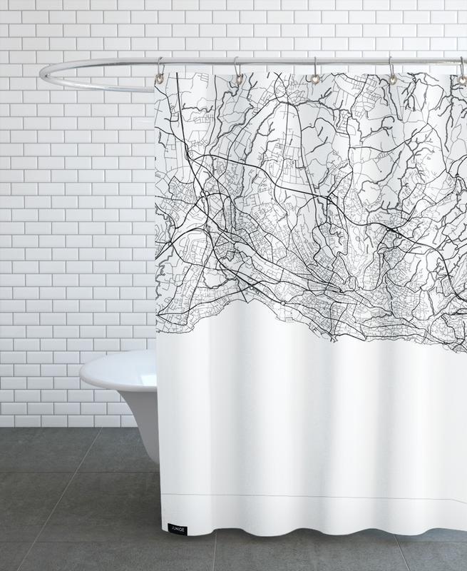 Lausanne Minimal rideau de douche