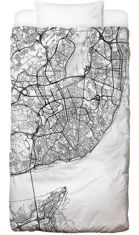Lisbon Minimal Linge de lit