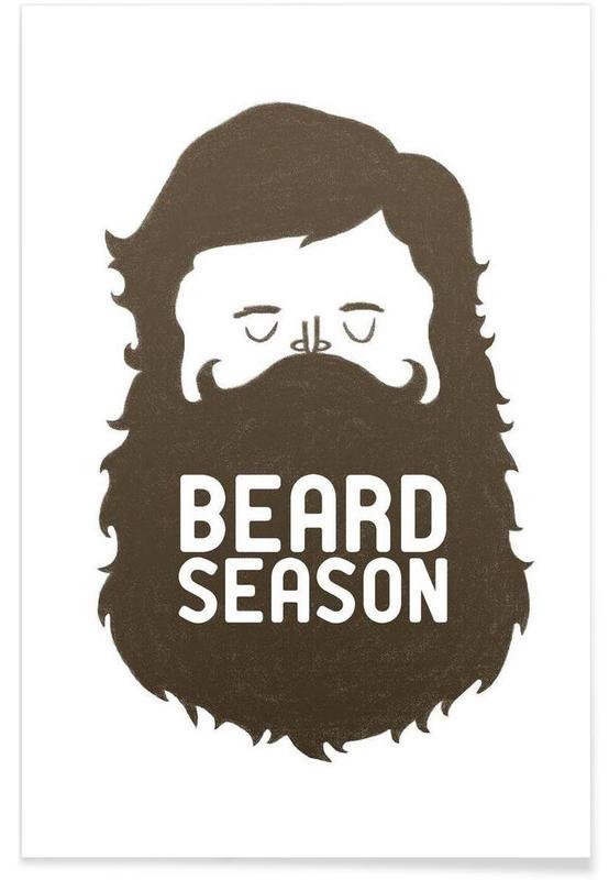 Beard Season -Poster