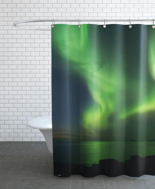 The Northern Lights 08 Shower Curtain
