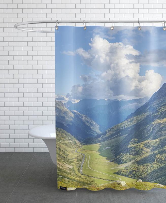 Swiss Valley rideau de douche