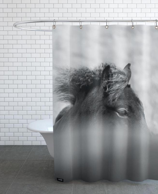 Pferde, Shy Guy -Duschvorhang