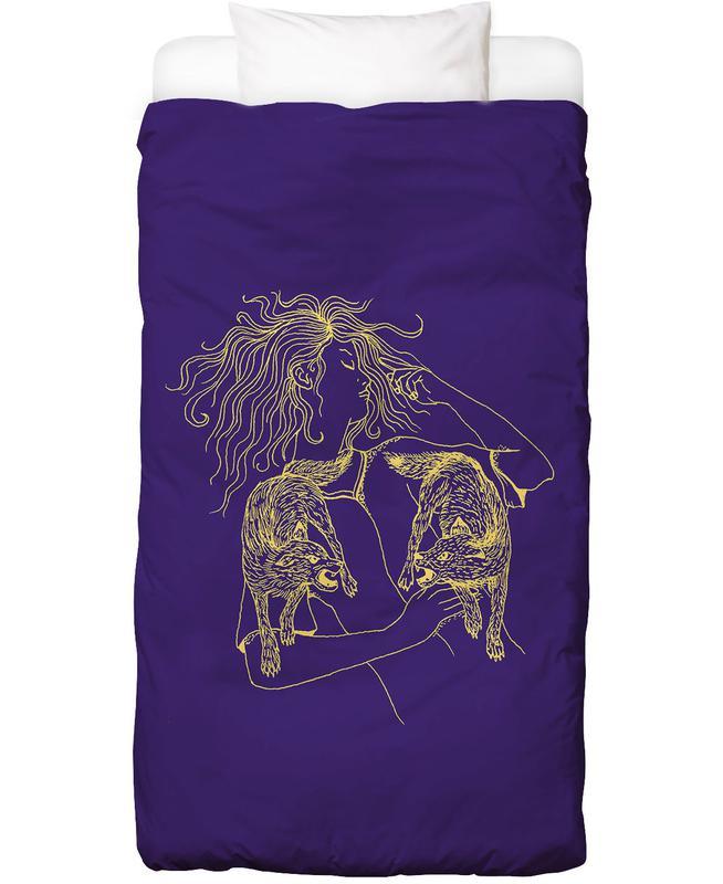 Wolves Bed Linen