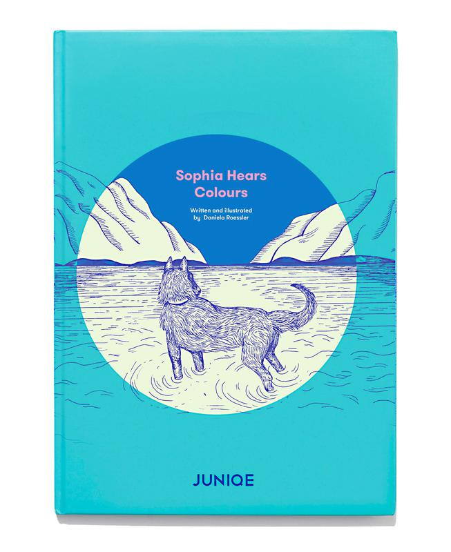 Sophia Hears Colours Bilderbuch