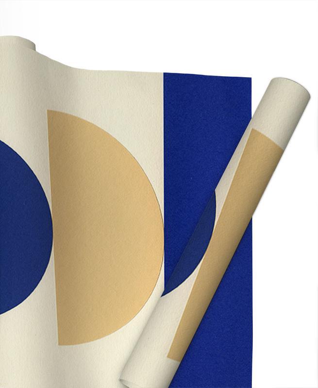 Four Bowls -Geschenkpapier